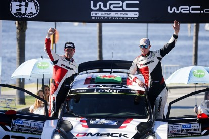 Evans and DMACK expect to maintain WRC pace for Rally Portugal