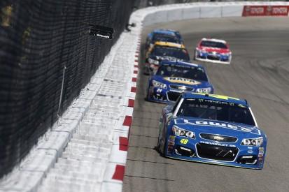 Johnson 'feels terrible' over Richmond NASCAR Earnhardt collision