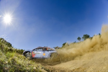Rally Argentina: Neuville cuts Evans's lead to 0.6s for final stage