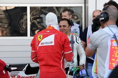 Massa says he did not block 'afraid' Vettel in Russian F1 GP