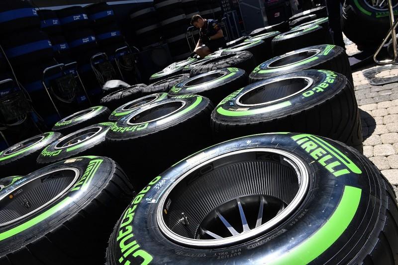 Pirelli plans extra wet tyre Formula 1 testing using 2015 cars