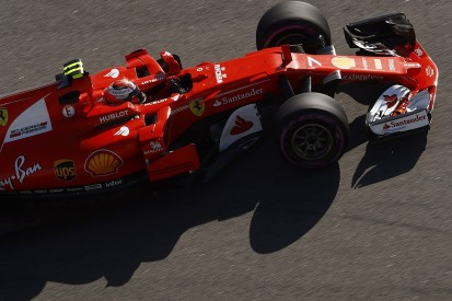 Russian GP: Raikkonen bemoans traffic and tyres for lost pole