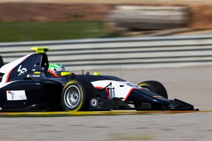 Pulcini and Aitken set equal fastest time on final GP3 test day