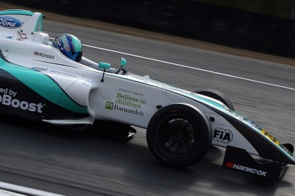 Billy Monger thanks rescuers and supporters after Formula 4 crash