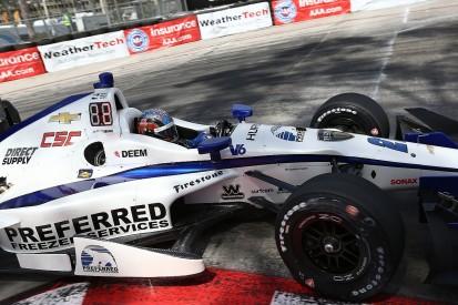 JR Hildebrand gets all-clear to make IndyCar return at Phoenix