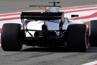 How Formula 1's 2018 T-wing and shark fin ban will work