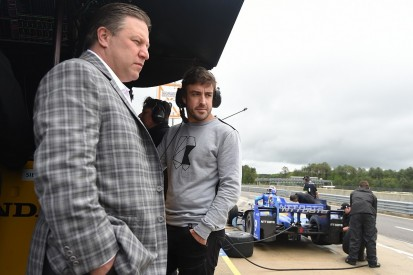 McLaren's Brown wants F1 team to have Indy 500 presence every year