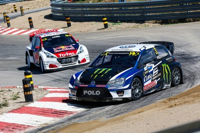 Kristoffersson fastest on World Rallycross Portugal day one