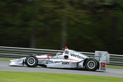 Barber IndyCar: Will Power claims pole as Penske takes 1-2-3