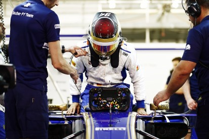 F1 driver Pascal Wehrlein defends handling of his back injury