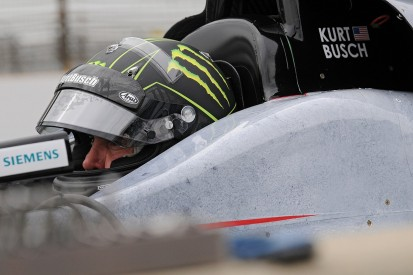 Kurt Busch: Fernando Alonso perfect for Indianapolis 500