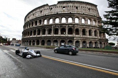 Rome poised to be added to Formula E 2017/18 calendar