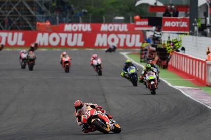 Marc Marquez: Argentina crash shows Honda 'not ready' in MotoGP 2017