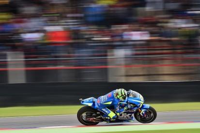 Suzuki MotoGP rider Iannone resigned to year of top-speed deficit