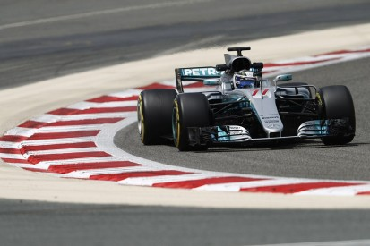 Bahrain F1 test: Mercedes' Bottas leads the way on second morning