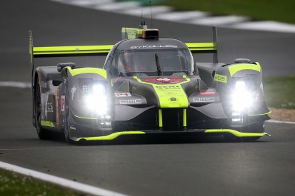 Kubica's ByKolles WEC stand-in Rossiter stays on till Le Mans
