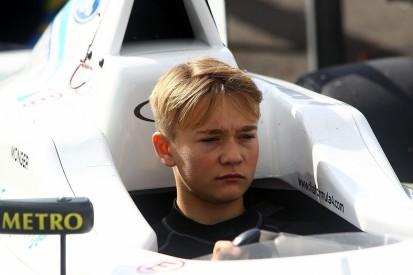 Billy Monger loses lower legs after Donington Park British F4 crash
