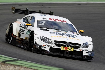 New DTM cars faster than ex-F1 driver Paul di Resta expected