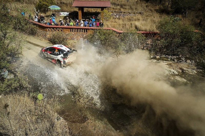 Toyota to add third Yaris WRC for Lappi from Rally Portugal