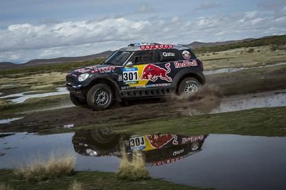 Dakar Rally: Nasser Al-Attiyah's lead shrinks amid sickness