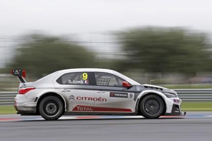 WTCC Argentina: Sebastien Loeb fastest in opening test
