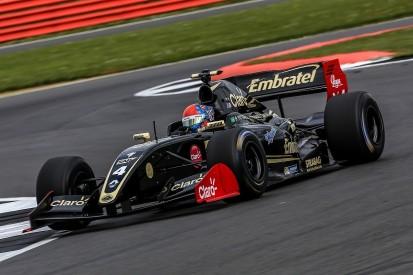 Silverstone Formula V8 3.5: Pietro Fittipaldi wins second race