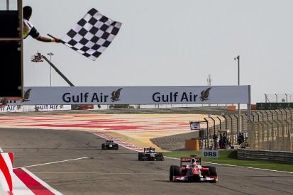 Bahrain Formula 2: Ferrari junior Leclerc beats Ghiotto and Rowland