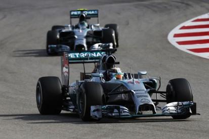 "Hamilton: multi-team F1 title fights ""more exciting"""