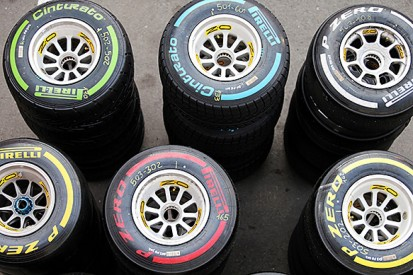 Pirelli reveals tyre choice for 2015's first Formula 1 grands prix