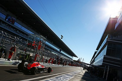 Manor F1 team's Justin King denies seeking Bernie Ecclestone role