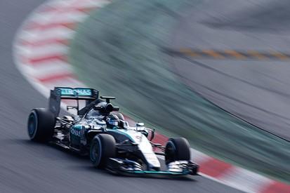 Barcelona Formula 1 test round-up: Mercedes leaves rivals standing