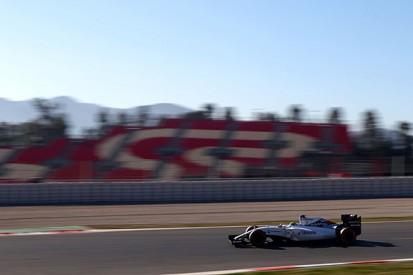 Barcelona F1 test: Felipe Massa fastest on day three morning