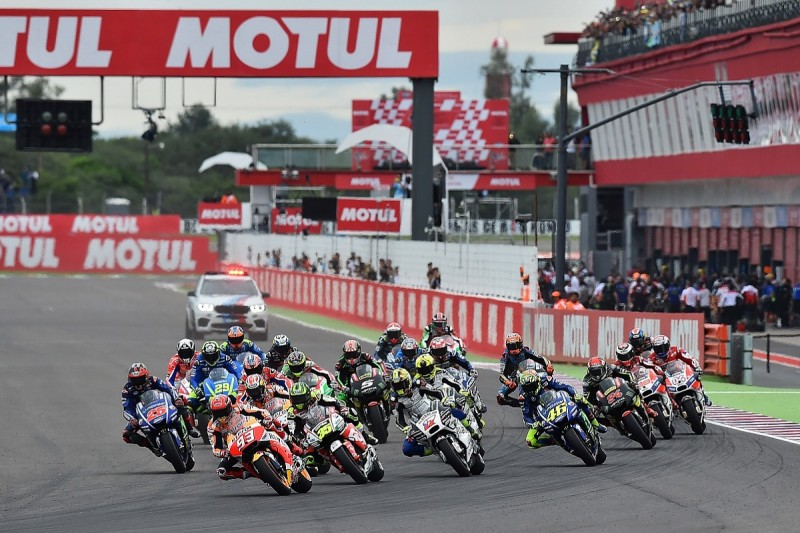 MotoGP riders didn't want Argentinian GP 'tyre test'