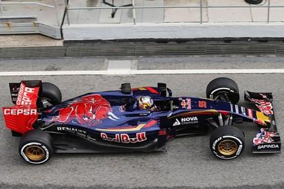 Barcelona F1 test: Upgraded Toro Rosso a big step forward - Sainz