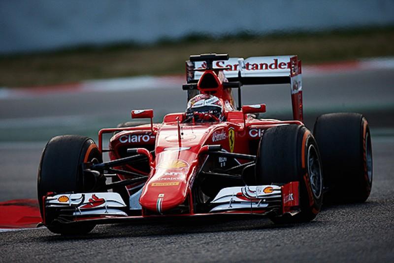 Barcelona F1 test: Ferrari to try aero upgrades on Friday