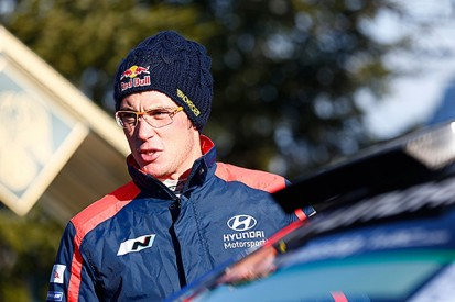Thierry Neuville wants more from Hyundai after Rally Sweden podium
