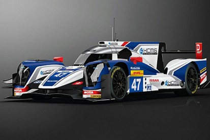 Porsche's Nick Tandy adds KCMG LMP2 World Endurance programme