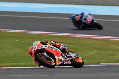 Marc Marquez felt more pressure in 2016 MotoGP than this year