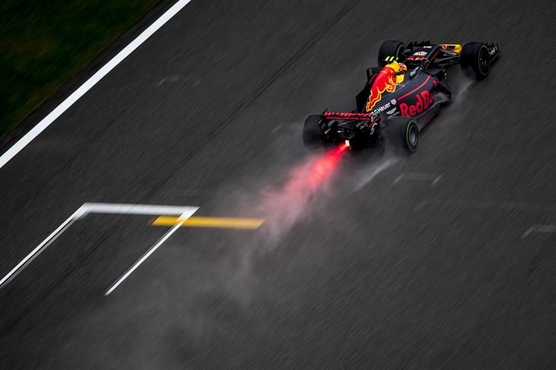 Red Bull F1 driver Verstappen has 'sixth sense' in wet, Horner says