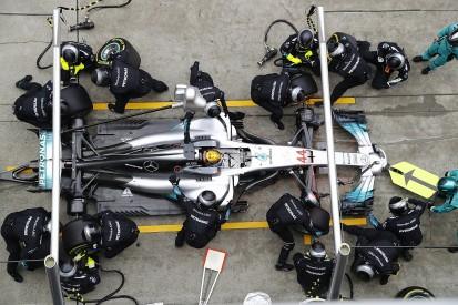 Lewis Hamilton keen to see impact of Mercedes' longer Formula 1 car