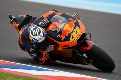 KTM MotoGP programme 'beginning to see the light' after scoring