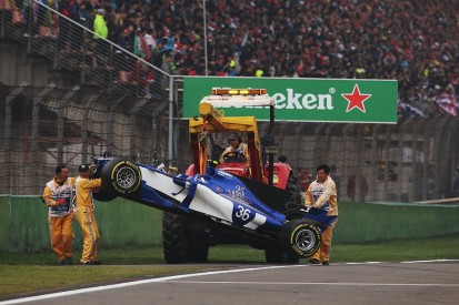 Antonio Giovinazzi keen to forget crash-filled Chinese GP weekend