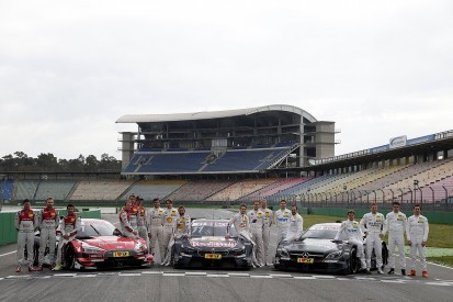 New DTM chief Berger believes series can't drop below 18 cars