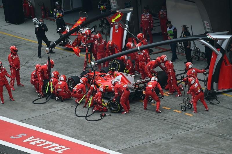 Raikkonen says Ferrari should have 'done better job' on F1 strategy