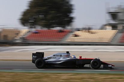 "Barcelona F1 test: McLaren says it is ""50 per cent behind"""