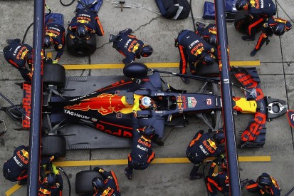 Daniel Ricciardo's Chinese GP 'came to life' after in-race change