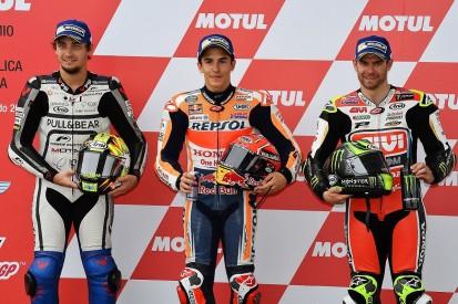 Marquez leads surprise star Abraham in Argentina MotoGP qualifying