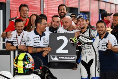 Shock MotoGP front row starter Abraham could shape race - Vinales