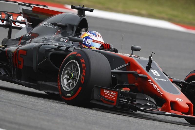 Haas Formula 1 boss Steiner criticises Grosjean Chinese GP penalty