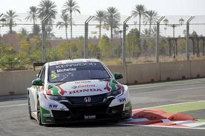 WTCC Marrakech: Honda leads the way in free practice